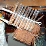 six and eight flue brushes