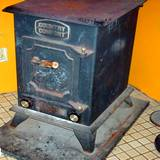 airtight woodstove